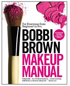 Bobbi Brown Makeup Manual for Makeup Artists, makeup artst, makeup