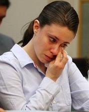 Single Mom Casey Anthony Accused of Killing Her Four-Year-Old Daughter Stands Trial for Fraud