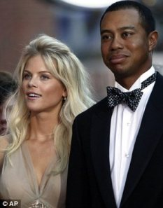 Elin and Tiger Woods - Happier Times