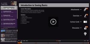 Mimi G Introduction Sewing Basics