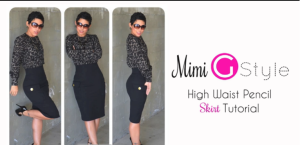 Mimi G Fashion & Sewing Blogger