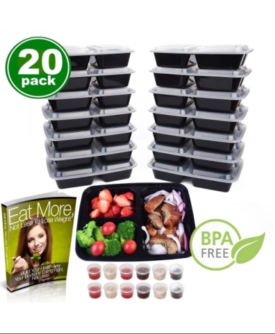 20-Pack-Meal-Prep-Containers-3-Compartment-Bento-Box-Lunch-Containers-for-Kids-2