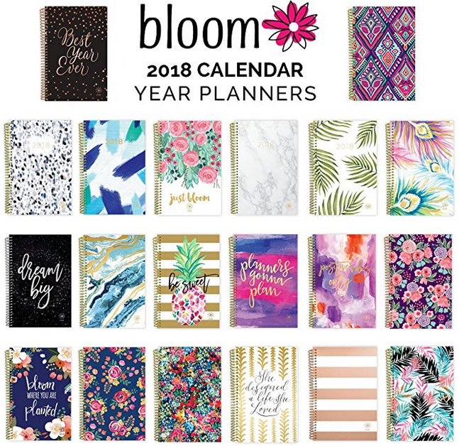 Bloom-Calendar-2018-Planner